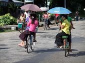Bicycles Traffic