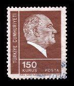 Mustafa  Kemal Ataturk, President Of Turkey