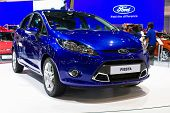 Ford Fiesta On Display