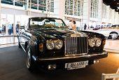 Rolls Royce Corniche Made In Great Britain, Year 1982