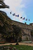 Wall of Saint Malo