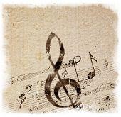 Velho estilo música de fundo
