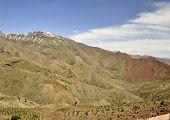 High Atlas mountains,Morocco