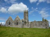 Ross Erilly Friary, Galway, Ireland