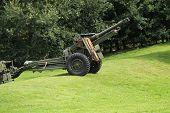 Arma de campo militar.