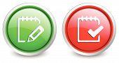2 popular buttons - checklist