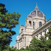 Natural History Museum in Vienna - Austria