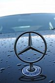 Mercedes Star Badge