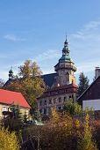Horn� Slavkov,czech Republic