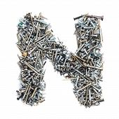 Screws Alphabet