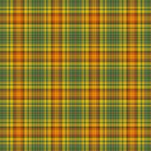 Seamless Colorful Warm Plaid