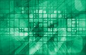 Processamento de dados, como o sistema e informática empresarial