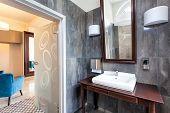 Casa de banho elegante
