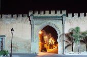 Old Town Of Meknes, Morocco
