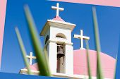 Greek Orthodox Church Of The Seven Apostles In Capernaum