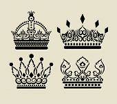 Crown Decorations