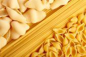Spaghetti and pasta poster