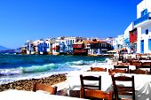 Beautiful Mykonos, Greece