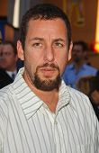 Adam Sandler at the World Premiere of