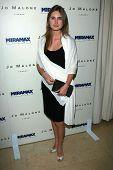 Lauren Bush at the celebration for the Oscar nominated films