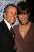 Tony Plana and Ada Maris at the National Hispanic Media Coalition's 10th Annual Impact Awards Gala. Regent Beverly Wilshire, Beverly Hills, CA. 02-23-07