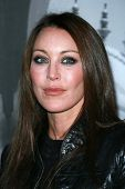 Tamara Mellon at the Giorgio Armani Prive Show to celebrate the Oscars. Green Acres, Los Angeles, CA