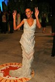 Selita Ebanks at the 2007 Vanity Fair Oscar Party. Mortons, West Hollywood, CA. 02-25-07