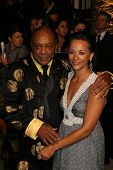 Quincy Jones and Rashida Jones at the 2007 Vanity Fair Oscar Party. Mortons, West Hollywood, CA. 02-25-07