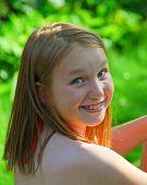 Girl Child Summer poster