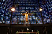 stock photo of altar  - BERLIN  - JPG
