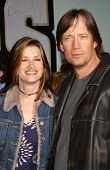 Sam Jenkins and Kevin Sorbo at the world premiere of