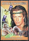 Christopher Lambert Stamp