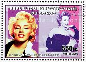 Marilyn Stamp 3