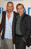Dominic Purcell and Robert Knepper at The 24th Annual William S. Paley Television Festival - An Even