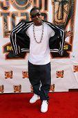 Yung Joc arriving at the 21st Annual Soul Train Music Awards. Pasadena Civic Auditorium, Pasadena, CA. 03-10-07
