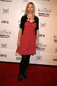 Christina Fulton at the premiere screening and party for