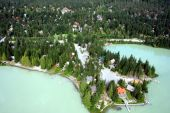 Green Lake at Whistler, Canada