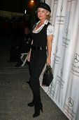 Kelly Carlson at day one of the 2007 Mercedes-Benz Fashion Week Fall Collection. Smashbox Studios, Culver City, CA. 03-18-07