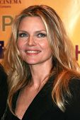 Michelle Pfeiffer at the ShoWest 2007 Photocall for