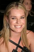 Rebecca Romijn at day one of the 2007 Mercedes-Benz Fashion Week Fall Collection. Smashbox Studios, Culver City, CA. 03-18-07