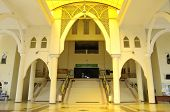 As Salam Mosque Main Entrance