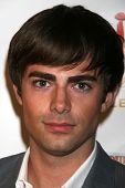 Jonathan Bennett at the DVD Release Party for