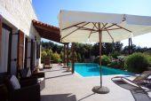 Greek Villa Patio And Pool