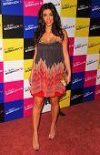 Kimberly Kardashian at the launch of T-Mobile Sidekick ID, T-Mobile Sidekick Lot, Hollywood, CA. 04-
