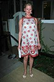 Gretchen Mol at the Oscar De La Renta Boutique Opening Benefiting EIF Women's Cancer Research Fund.