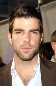 Zachary Quinto at the NBC All-Star Party 2007. Beverly Hilton Hotel, Beverly Hills, CA. 07-17-07