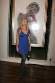 Christina Fulton at the reception for the launch of The Playboy Legacy Collection. Celebrity Vault,