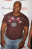 Mike Tyson at the DESIGNCARE 2007 Fundraiser to benefit those battling debilitating disease and life