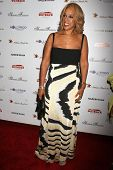 Gayle King at the DESIGNCARE 2007 Fundraiser to benefit those battling debilitating disease and life