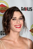Lizzy Caplan at the